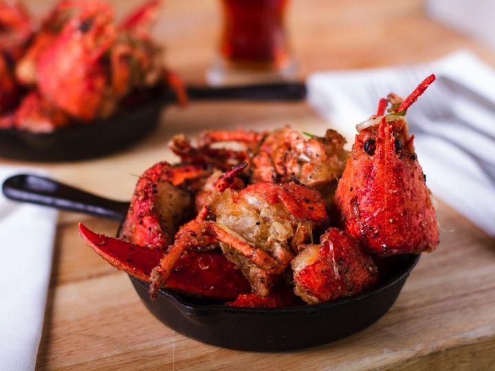 Tmx 1432770180772 Saltnpepper Lobster Resized Houston, Texas wedding catering