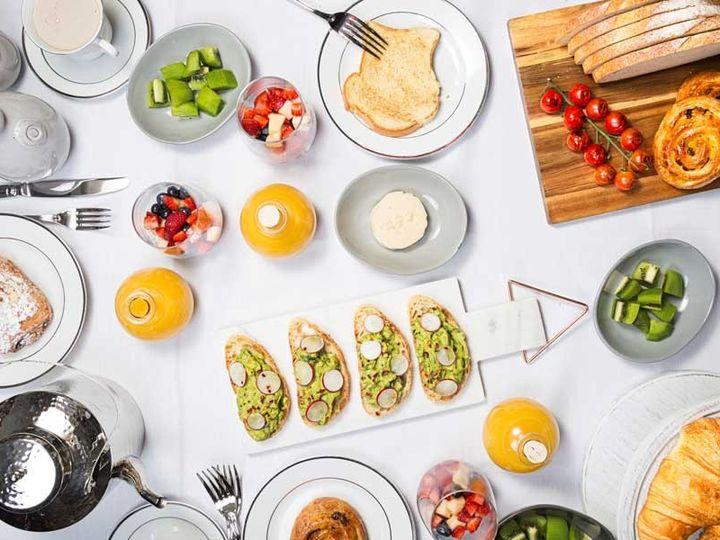 Tmx 1459542895323 Breakfast Family Style Houston, Texas wedding catering
