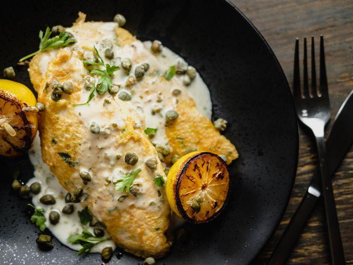 Tmx Chicken Piccata 2 51 133878 Houston, Texas wedding catering
