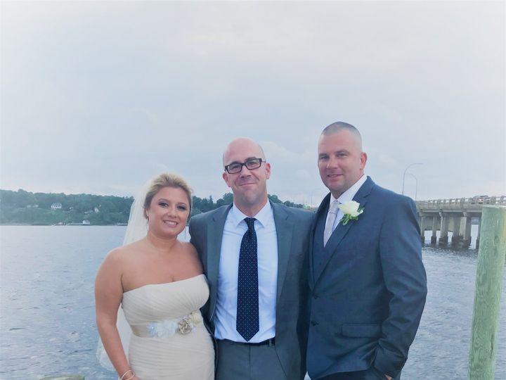 Tmx Wedding15 51 724878 161244725084704 Atlantic Highlands, NJ wedding officiant