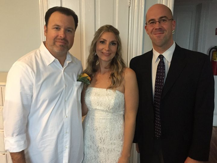 Tmx Wedding3 51 724878 161244724974147 Atlantic Highlands, NJ wedding officiant