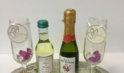 Valencia Liquor and Wedding Wine Favors