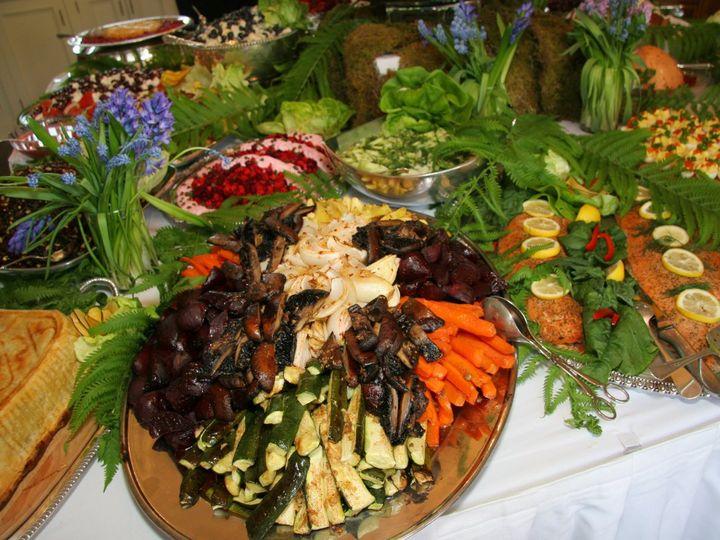 Tmx 1361308220792 Roastedveggies Minneapolis wedding catering