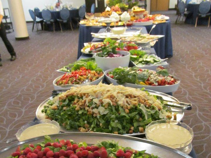 Tmx 1361976355550 Greatsalads023 Minneapolis wedding catering