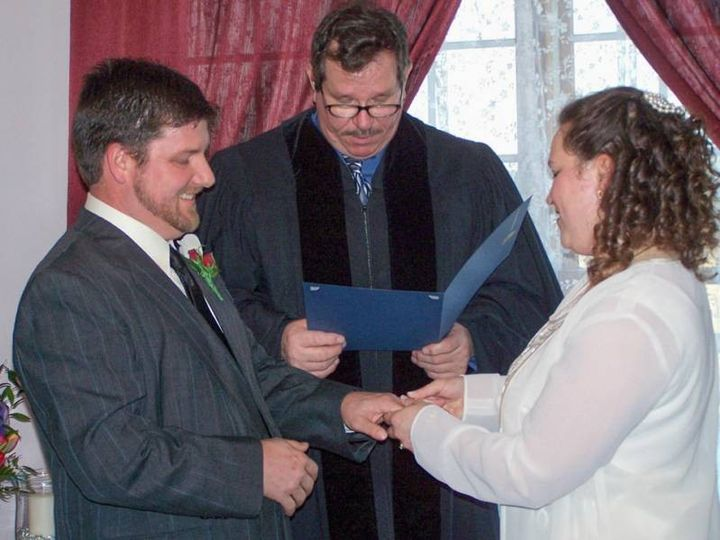 Tmx 1427986934823 Weddings Galore Columbia Station wedding officiant