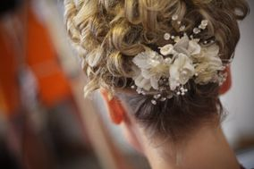 Wedding Hair By Judy
