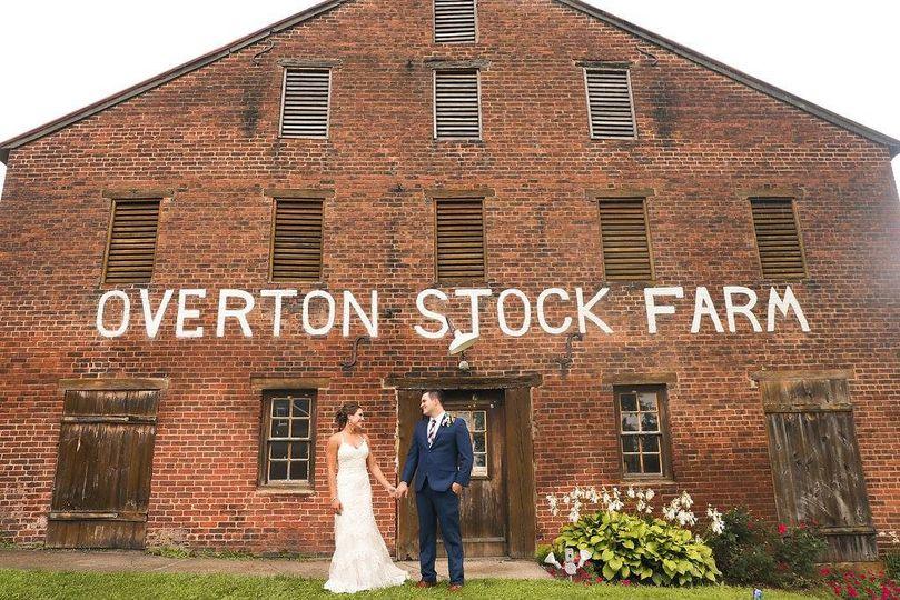 Overton Stock Barn