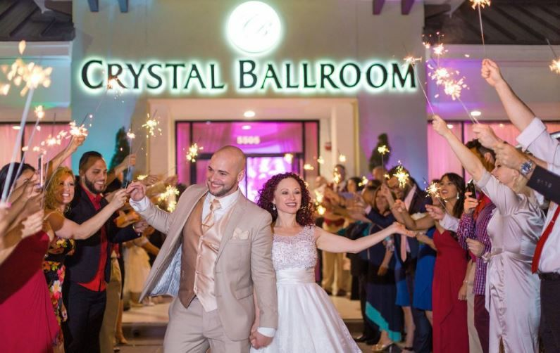 Crystal Ballroom Clearwater