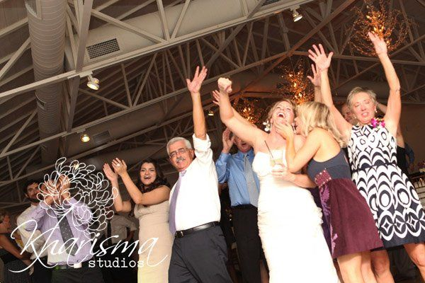 Stanton Wedding Party Dancing!
