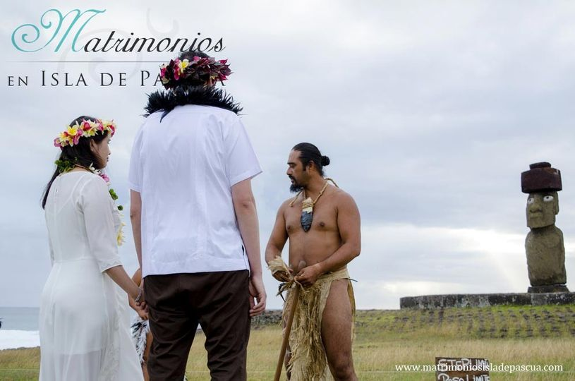 Matrimonio Simbolico En Isla De Pascua : Easter island weddings planning hanga roa weddingwire
