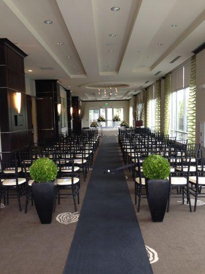 hilton garden inn raleigh cary venue cary nc weddingwire