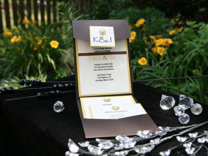 Tmx 1356844666343 IMG7843 Charlotte wedding invitation