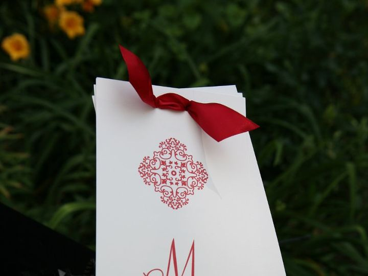 Tmx 1356845170270 IMG7816 Charlotte wedding invitation