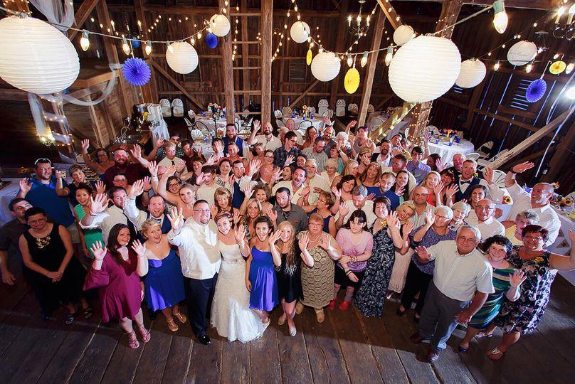 berks county reading pa outdoor wedding photos