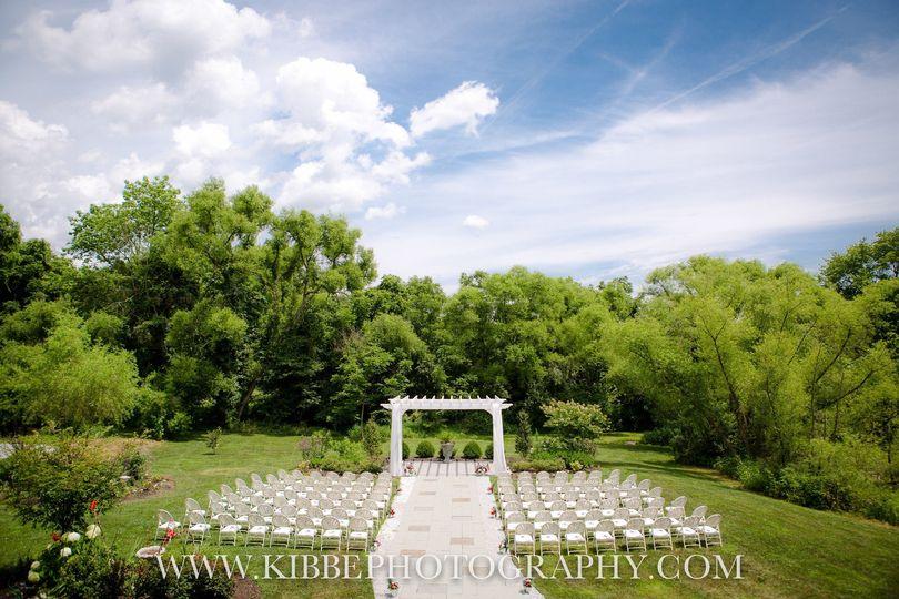 Wedding Garden (Kibbe Photo)