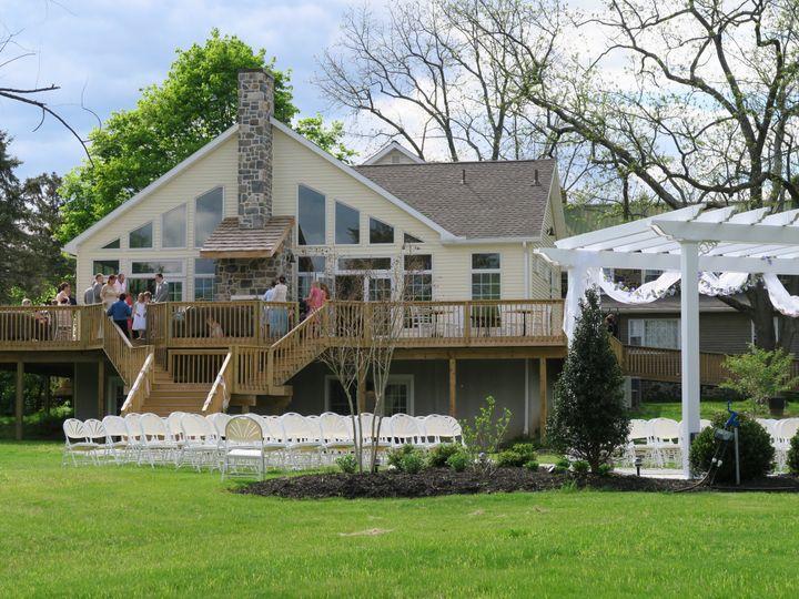 Tmx 1431902757453 Pergola Outdoor Solarium Gettysburg, PA wedding venue