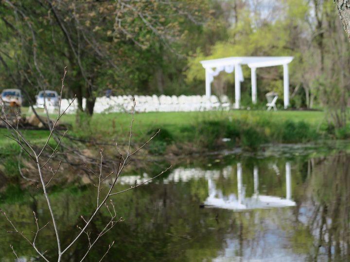 Tmx 1431902848142 Pergola Reflected Gettysburg, PA wedding venue