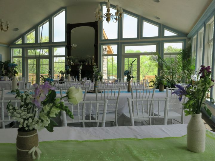 Tmx 1431903107164 Solarium Reception Gettysburg, PA wedding venue