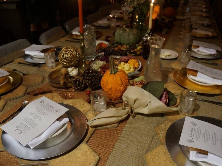 Tmx 1449185445415 Harvesttable3 Ray, MI wedding catering