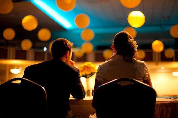 Tmx 1372373305590 Yellow Paper Lanterns 3 Spokane wedding band