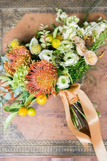 Pretty bouquet