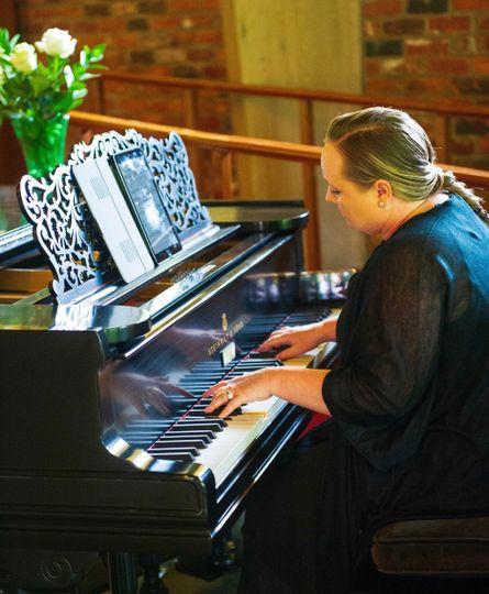 Buffalo Wedding Pianist