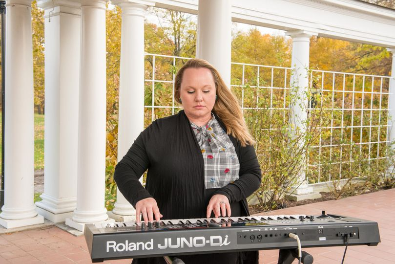 Indoor and Outdoor Pianist