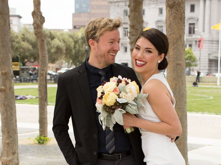 Tmx 1470081979841 San Francisco City Hall Wedding Photographer Tiny  San Francisco, CA wedding beauty