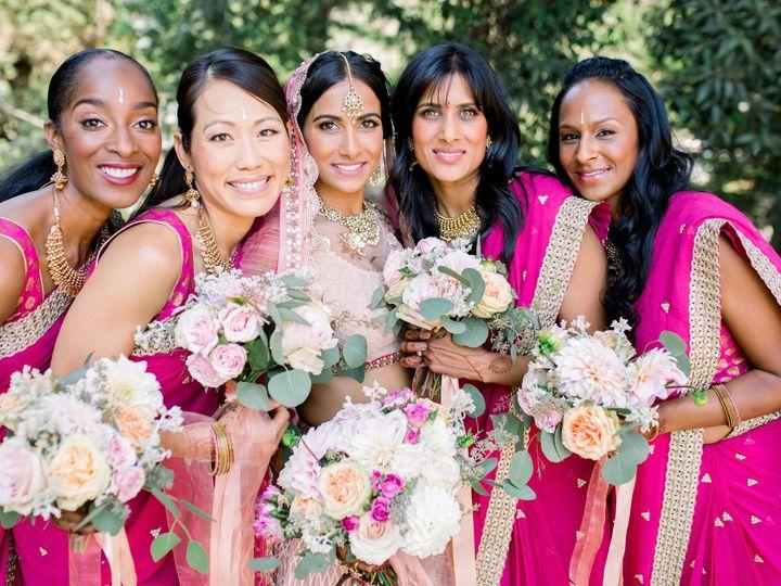 Tmx Big Sur Wedding Da Bridal Hair And Makeup 10 51 934978 V1 San Francisco, CA wedding beauty