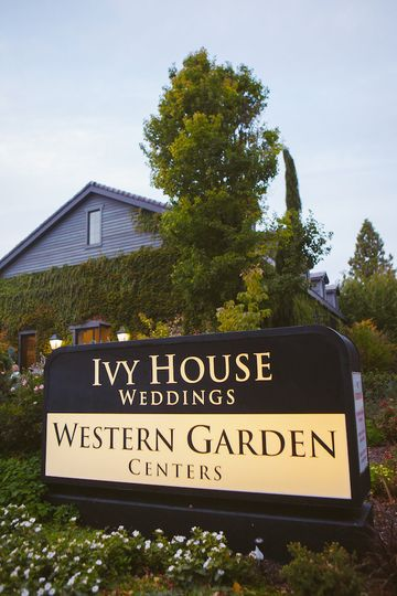 Ivy house wedding