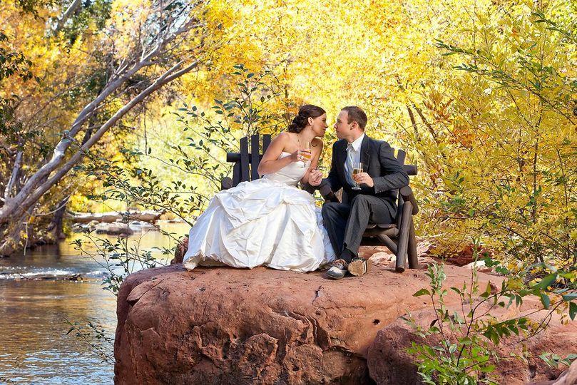 L auberge de sedona venue sedona az weddingwire 800x800 1342049832280 creeksidecouple2 junglespirit Image collections