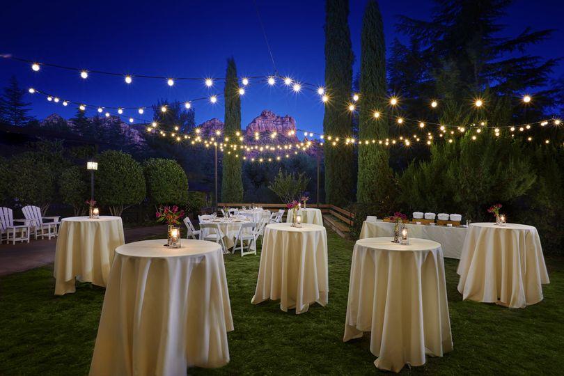Garden Reception 2
