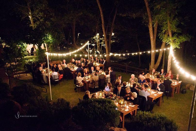 Cottage Lawn Reception