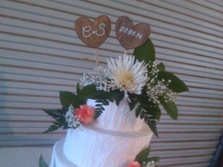 Tmx 1400390581808 Img2014030114500 Jacksonville wedding cake