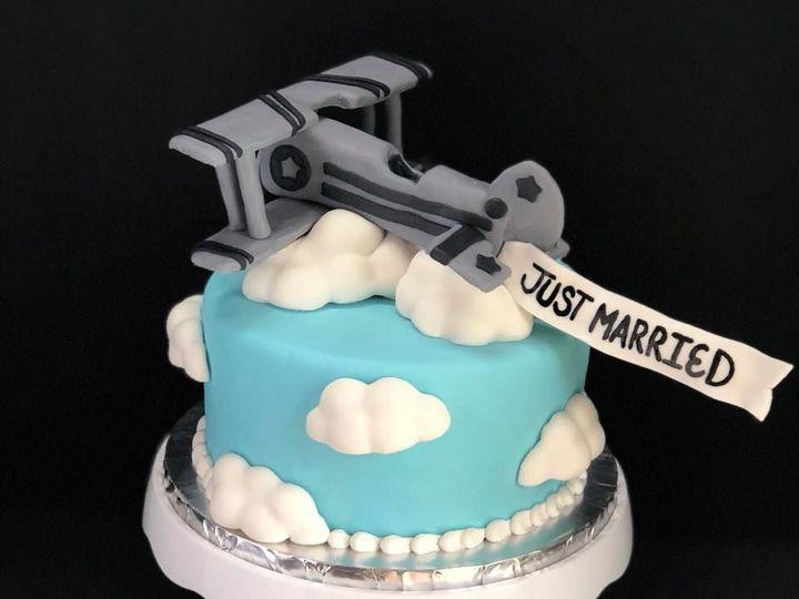 Tmx 1533252579 2993250d5879e570 1533252578 8dc186a9fbe1c0c7 1533252576170 3 3 Jacksonville wedding cake