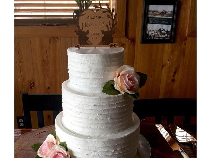 Tmx 1533252605 D6c0ce5f88543b36 1533252603 Fc2e151fadcedfed 1533252599307 11 6 Jacksonville wedding cake