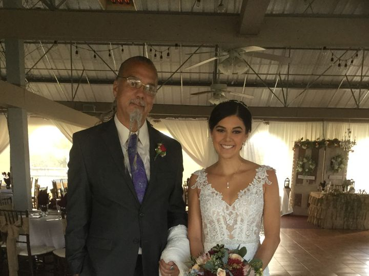 Tmx Brown Wedding Father And Bride 51 129978 1571925144 Wallkill, NY wedding venue