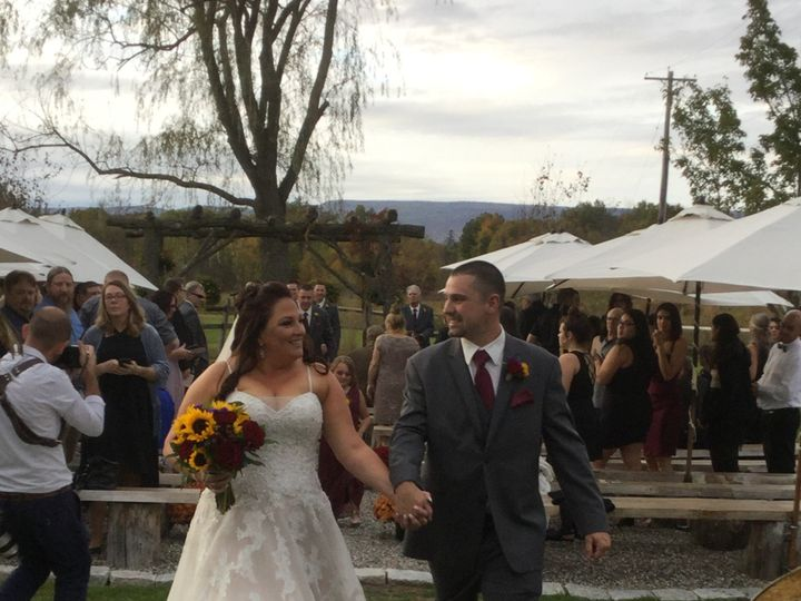 Tmx October 12th 2019 Couple Walking Away 51 129978 1571924641 Wallkill, NY wedding venue