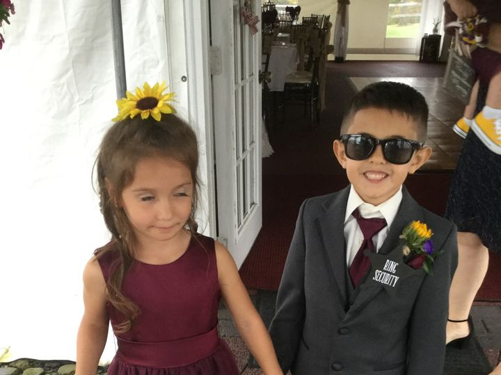 Tmx October 12th 2019 Ring Bearer Flower Girl 51 129978 1571924637 Wallkill, NY wedding venue