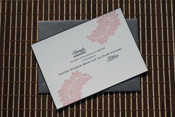 Tmx 1234815580953 Caroline1 1024 Monmouth Junction wedding invitation