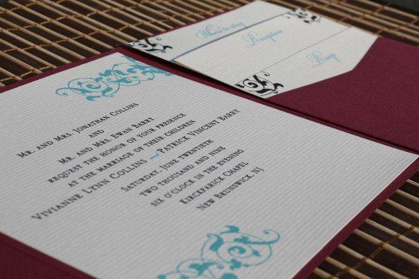 Tmx 1234815597140 Vivianne1 1024 Monmouth Junction wedding invitation