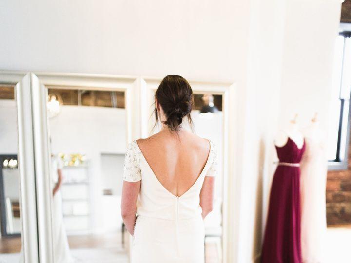 Tmx 1527788949 E30aa9e9462fbf24 1527788946 7f41ff297b2a8aac 1527788943685 1 BW 19 Janesville wedding dress