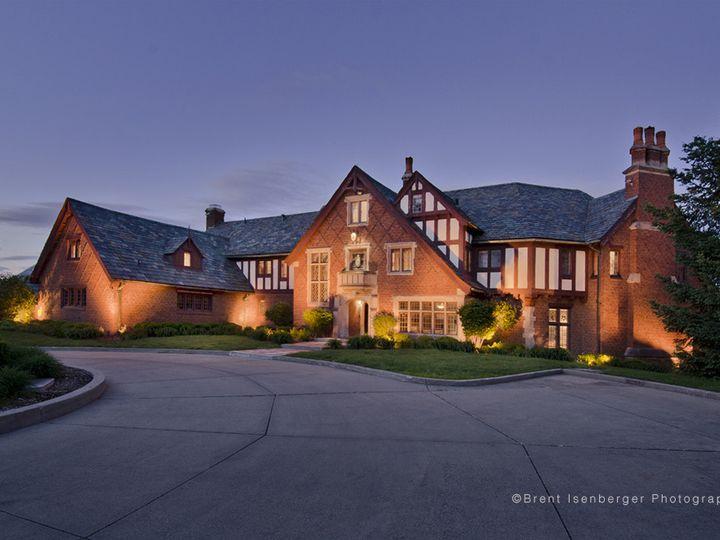Tmx 1463973630428 Front Of Mansion Des Moines, IA wedding venue