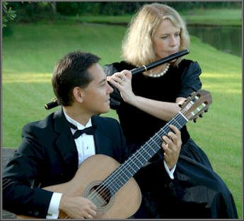 Teves-Edwards Duo at Drayton Hall Plantation. Photograph by Chris Smith, Chris and Cami Photography