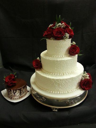 Cake elegance
