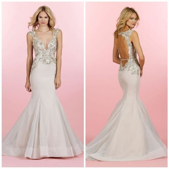 new hayley paige wedding dresses wedding gowns b