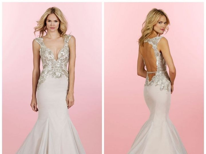 Tmx 1420687095544 5 New Hayley Paige Wedding Dresses Wedding Gowns B Occoquan, District Of Columbia wedding dress