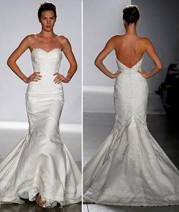 Tmx 1420687114704 Fitandflare Occoquan, District Of Columbia wedding dress