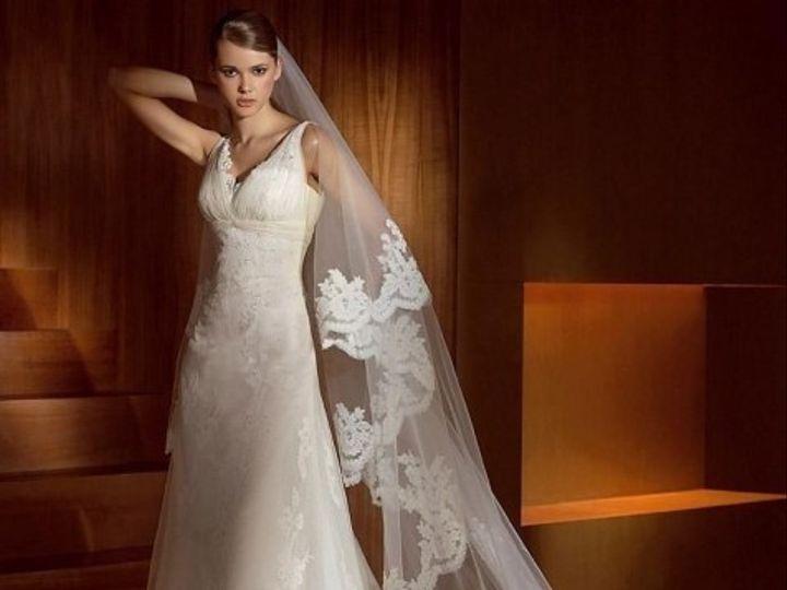 Tmx 1420687494811 Wedding Veil With Lace Edge Occoquan, District Of Columbia wedding dress