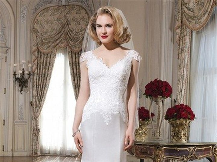 Tmx 1436387381470 4033840 Ellicott City, MD wedding dress